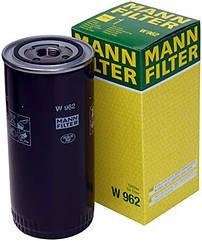 Фільтр масляний DAF, IKARUS, IVECO MANN-FILTER W962