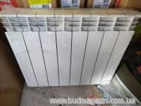 Радиатор алюминиевый Nova Florida 500/100 мм (Распродажа)