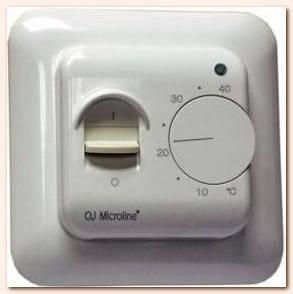 OJ Electronics - стандартный терморегулято