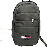 Рюкзаки спорт стиль текстиль Tommy Hilfiger (черный)37*47