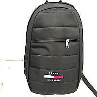 Рюкзаки спорт стиль текстиль Tommy Hilfiger (черный)37*47, фото 1