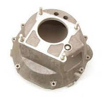 Картер сцепления (колокол) Газель,Волга двигателя 406,405 верхняя часть (производство Россия)