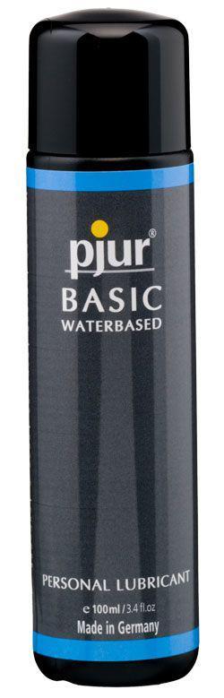 Лубрикант на водной основе pjur Basic waterbased 100 мл