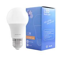 Лампа светодиодная A55 Е27 7W 4100K - 14, фото 1