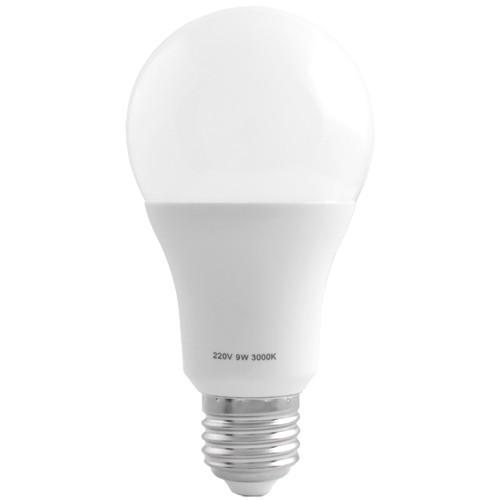 Лампа светодиодная A65 Е27 9W 3000K - 13