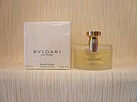 Bvlgari - Bvlgari Pour Femme (1994) - Туалетная вода 50 мл - Первый выпуск, старая формула аромата 1994 года, фото 1