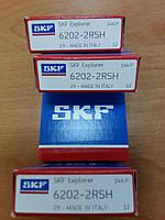 Підшипник 6202-2RSH (SKF) 180202 [15x35x11]