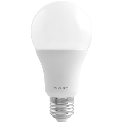 Лампа светодиодная A65 Е27 9W 4100K - 12