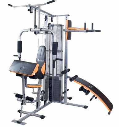Силовой тренажер Atlas Sport 2014. нагрузка 65 кг, многофункциональный