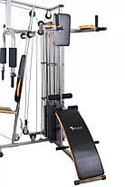 Силовой тренажер Atlas Sport 2014. нагрузка 65 кг, многофункциональный , фото 2