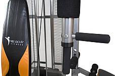 Силовой тренажер, силовая станция Atlas Sport 2014. нагрузка 65 кг, многофункциональный, фото 3