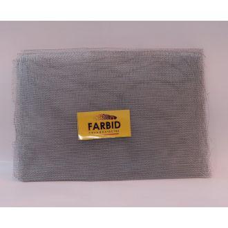 Сетка алюминиевая Farbid 1000мм х 250мм