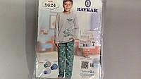 Качественная детская пижама для мальчика в расцветке,продажа оптом и в розницу