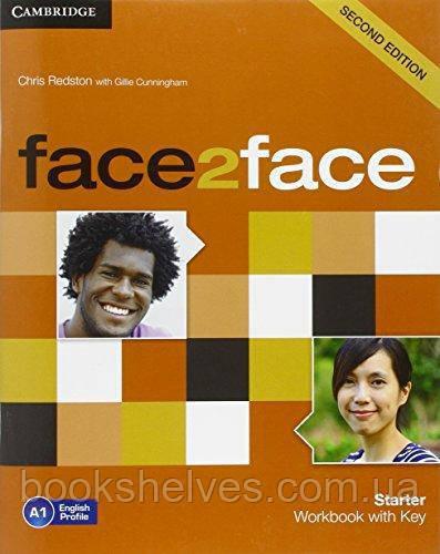 Face2face 2nd Edition Starter WorkBook + key