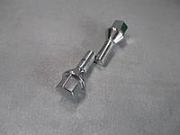 Болт колесный конус хром ключ17 WALLINE (12x1.5x28) OPEL, DAEWOO LANOS удлиненный