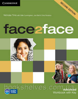 Face2face 2nd Edition Advanced WorkBook + key