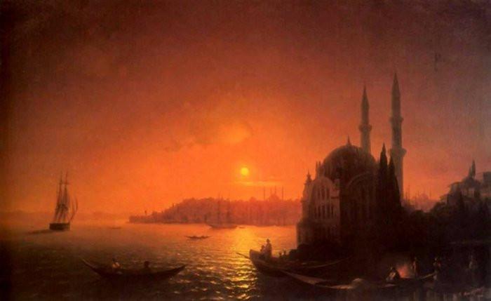 "Нарды "" Константинополь """
