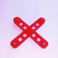 Крестообразные распорки для равномерной укладки плитки 7мм.