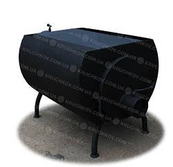 Печь отопительная ПД-60 мощьностью 6,5кВт ПЧ2