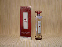 Bvlgari - Eau Parfumee Au The Rouge (2006) - Одеколон 100 мл - Первый выпуск, старая формула аромата 2006 года, фото 1