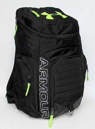 Рюкзак городской Under Armour черный, фото 2