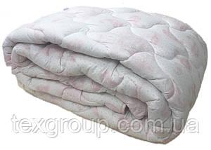 Одеяло полуторное зимнее 155х210 холлофайбер ОДА, фото 2