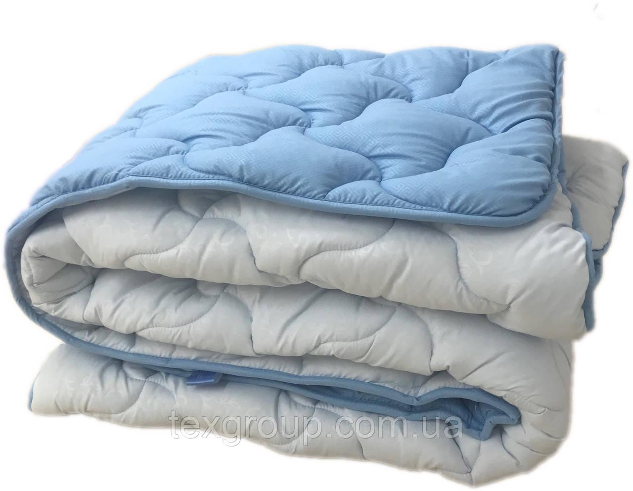 Одеяло полуторное зимнее 155х210 холлофайбер ОДА