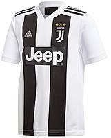 Футбольная форма 2018-2019 Ювентус (Juventus), домашняя