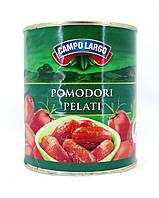 Томати цілі очищені Campo Largo Pomodori pelati, 800g