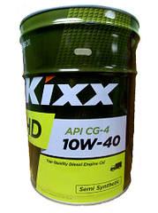 Моторне масло Kixx HD CG-4 10W40 (20л)