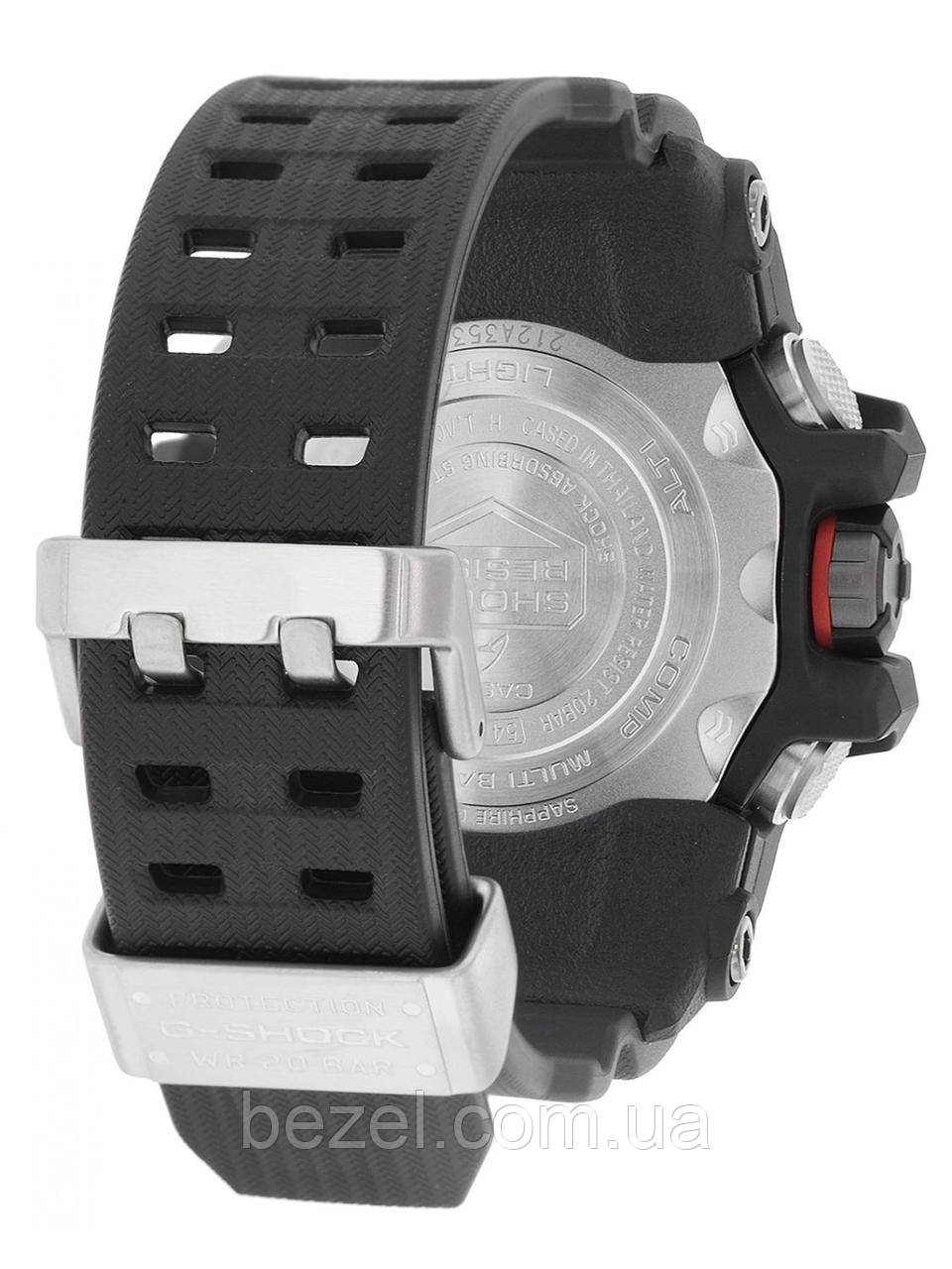 739c0cde ... фото Мужские часы Casio G-SHOCK Mudmaster Triple Sens GWG-1000-1A1ER,  фото