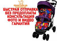 Прогулочная коляска Tilly Avanti T-1406 Purple Фиолетовый + матрасик