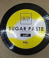 Профессиональная сахарная паста для шугаринга Gold ColIection Enjoy professional Soft 450гр.
