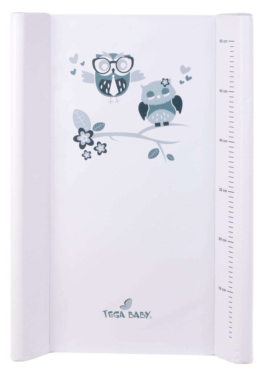 Пеленатор Tega TG-002 совы белый