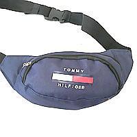 Спортивна сумка на пояс Tommy Hilfiger (синій)15*36