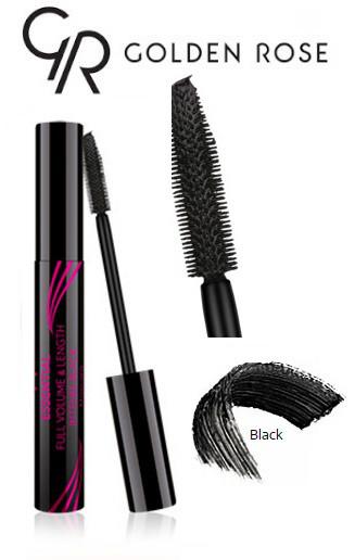 Essential Full Volume & Length Intense Black Mascara