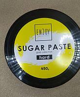 Профессиональная сахарная паста для шугаринга Gold ColIection Enjoy professional Hard 450гр.