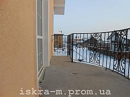Балконное ограждение (Крюковщина)  2