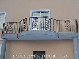 Балконное ограждение (Крюковщина)  3