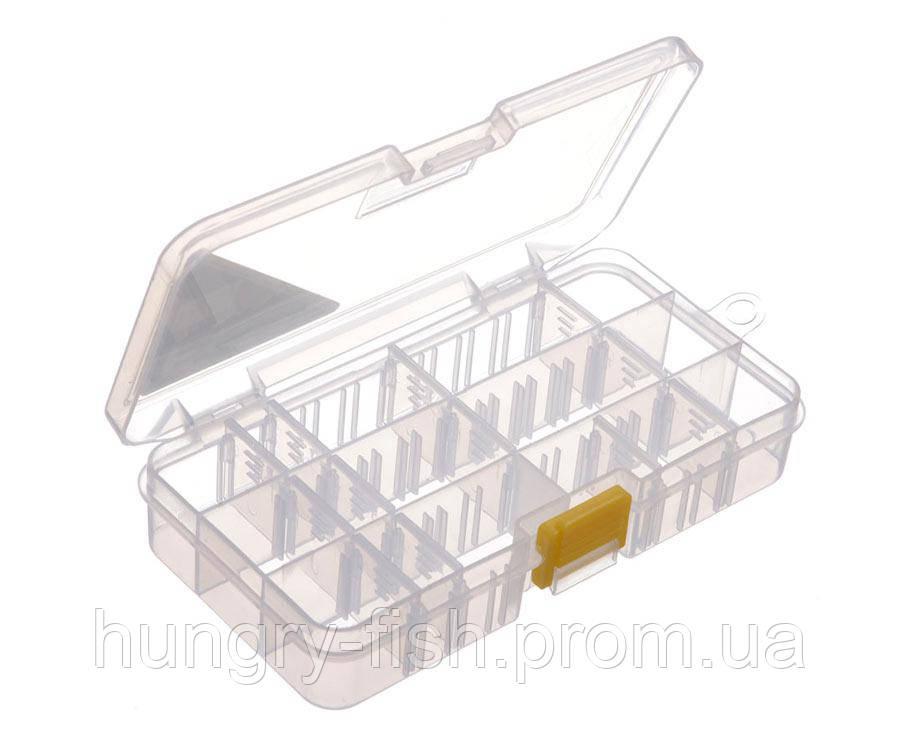 Коробка для блешень Flagman HJ 160х90х31мм