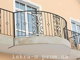 Балконное ограждение (Крюковщина)  4