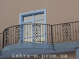 Балконное ограждение (Крюковщина)  5