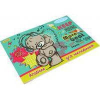 Альбом для рисования (для девочек) А4 20 листов 120г/м2 склейка 130193