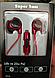 Наушники ADIDAS NEW Style AZ-002 в подарочной упаковке(с кнопкой ответа), фото 3