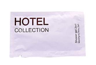 Одноразовый шампунь + гель 2 в 1 для гостиниц (саше 10 мл)