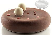 Силиконовая форма для десертов Silikomart Eclipse d=180 Италия -04508