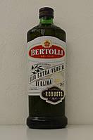 Оливковое масло Bertolli Robusto Olio Extra Vergine di Olio первого холодного отжима), 1л