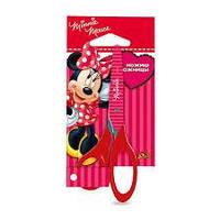 Ножиці дитячі Olli Minnie Mouse, 13 см, блістер, Ol-081D