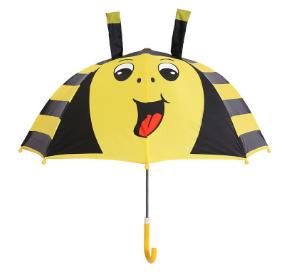 "Детский зонтик 3D ушки ""Пчелка"""
