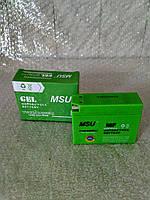 АКБ (Аккамулятор) 12V2.3A/10HR гелевый Suzuki Lets/ Yamaha Jog MSU Тайвань